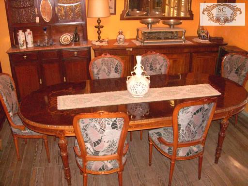 Antiguedades en mercedes se encuentran en sc noticias for Reciclaje de muebles antiguos