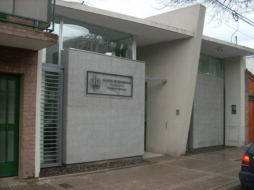 Resultado de imagen para colegio de escribanos site:www.noticiasmercedinas.com