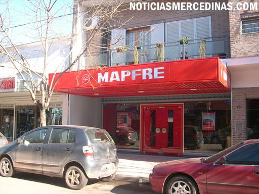 Mapfre inaugur una oficina en mercedes noticias for Oficinas mapfre gijon